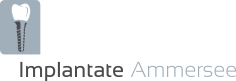 Logo Implantate Ammersee. Praxis Jama Scharifi